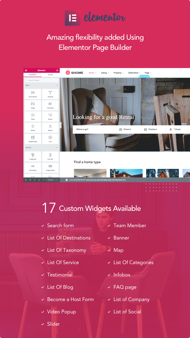 SHome | Marketplace Real Estate WordPress Theme - 5